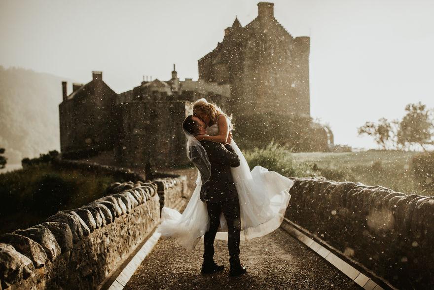 Eilean Donan Castle, na Escócia