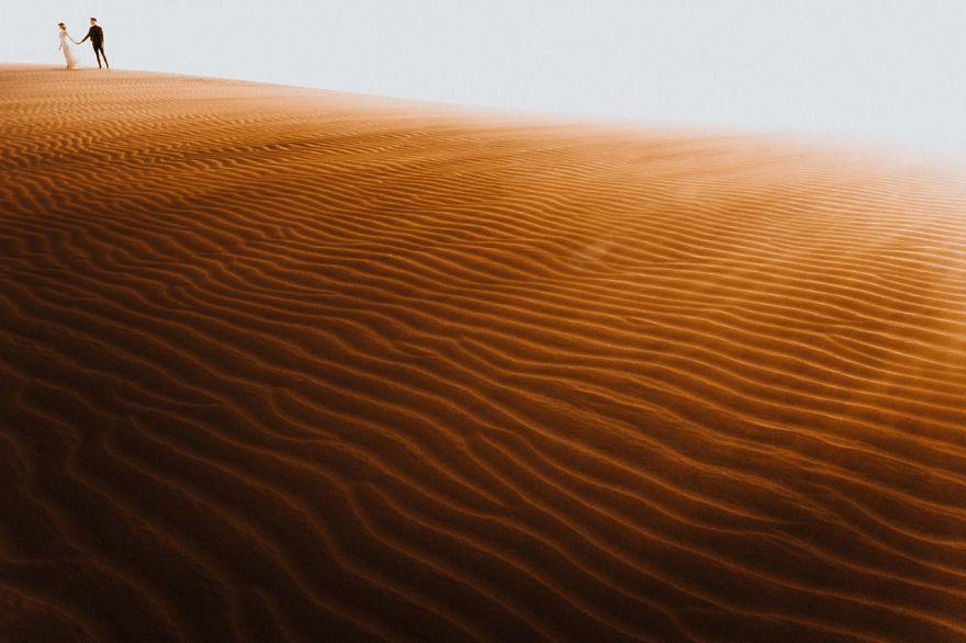 Maspalomos Sand Dunes, Canary Islands, Spain