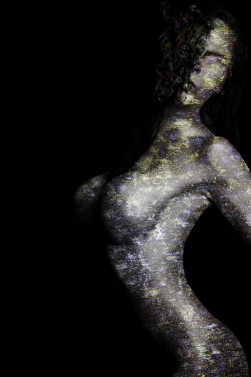 I Created Nude Series Without Showing Any Nudity