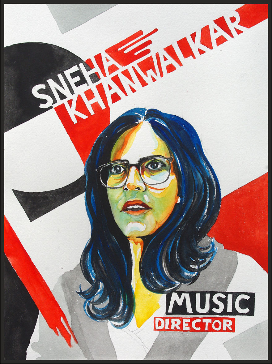 Sneha Khanwalkar, Music Director