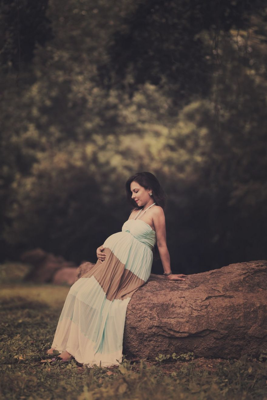 10+ Best Maternity Photos Of A Single Couple Shoot By Me