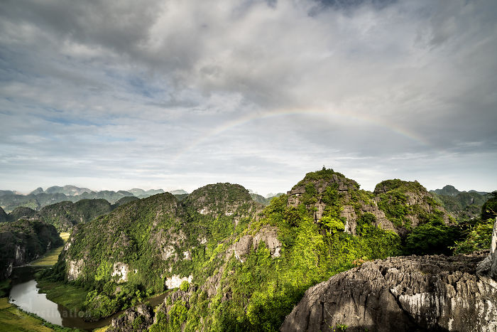 My Enjoyable Experience When I Coming To Tam Coc, Vietnam