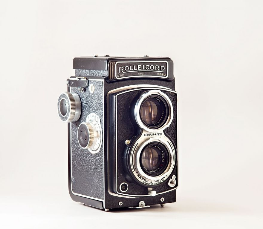 This Old Camera It's Still Alive!