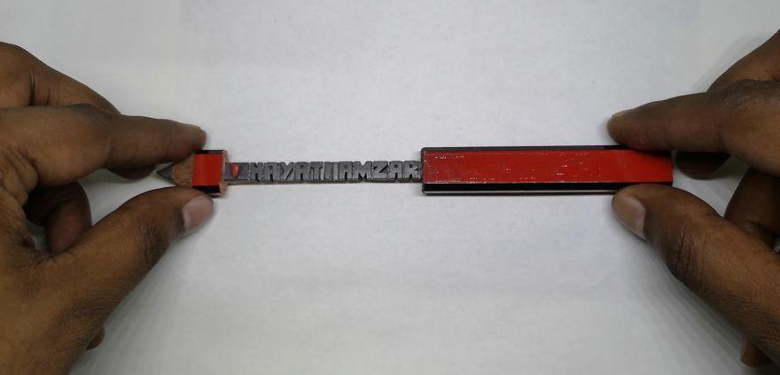 ===Con lapices de colores=== Unique-Marriage-Proposal-Using-Pencil-Carving-5b6f118d74706__880