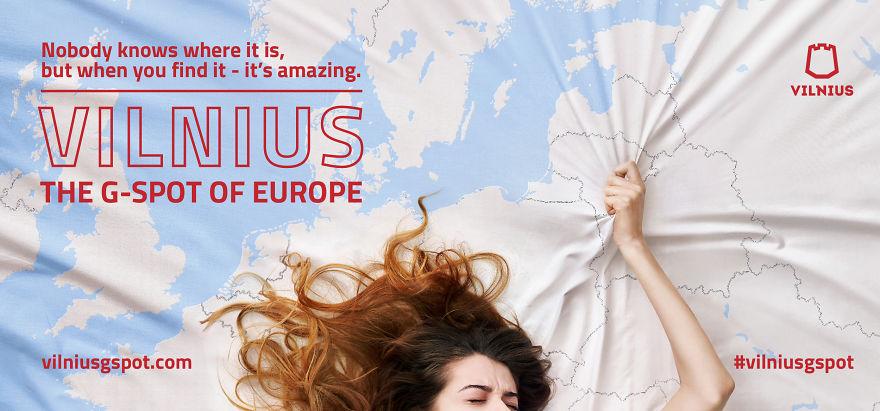 """Где у современной Европы находится точка """"G""""?"""