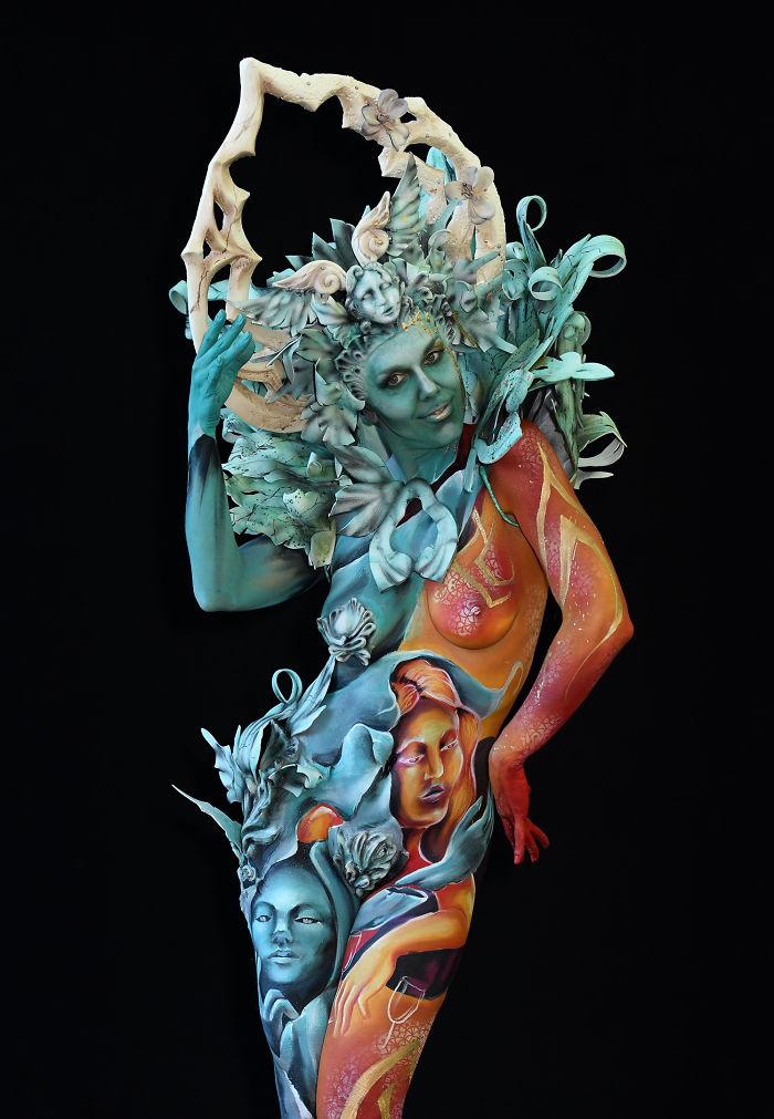 Artists: Gloria Bordin And Giulia Ronzoni