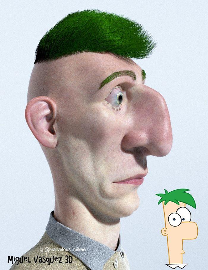 Ferb - Phineas en Ferb