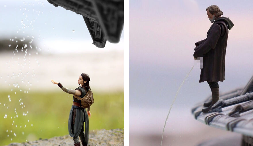 Australian Photographer Brings Her Actions Figures To Life