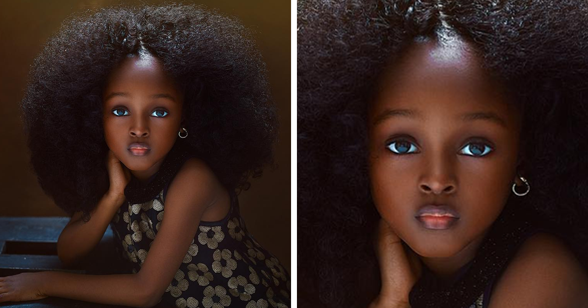 Self-Taught Nigerian Photographer Stuns The Internet With Her Portraits Of African People With Unique Beauty