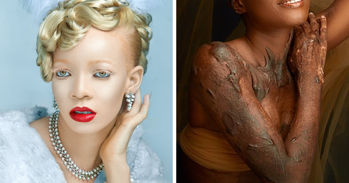 Nigerian Photographer Takes Stunning Portraits Of Diverse African People
