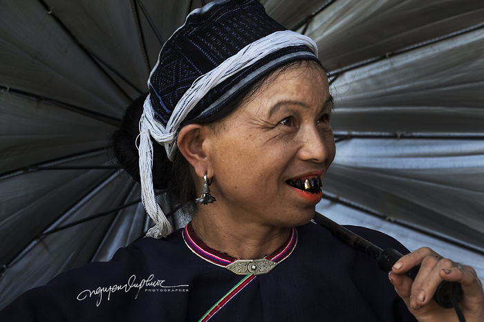 The Golden Teeth Of The Ethnic Minorities Of Vietnam