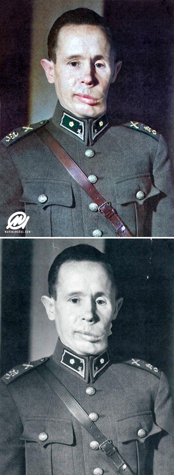 Finnish Sniper Simo Häyhä, White Death