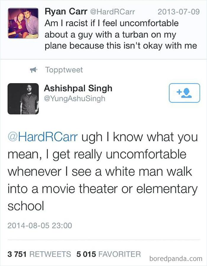Intellectual comebacks