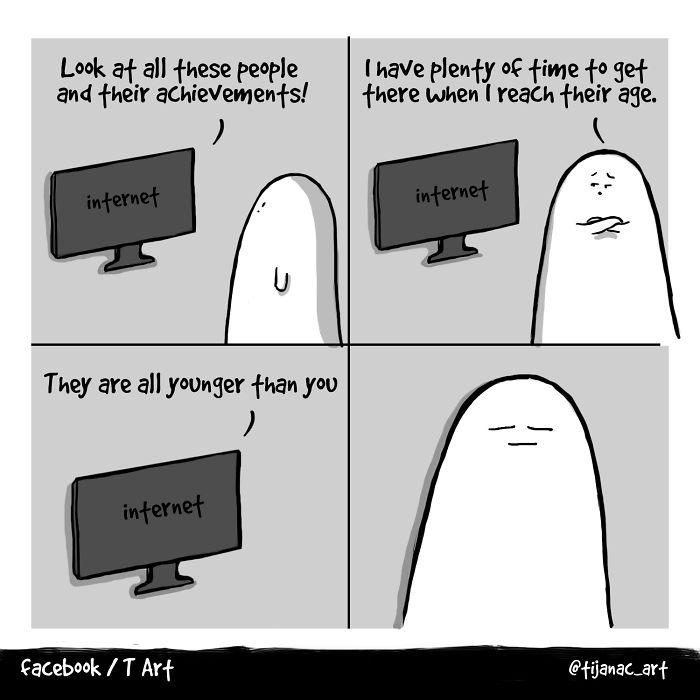 My Life As A Freelance Artist Portrayed Through Satirical Webcomics