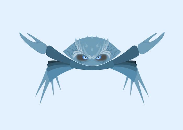 I Reimagine Pop Culture Characters As Crabs