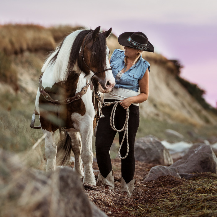 I Photograph The Special Bond Between Horse And Human