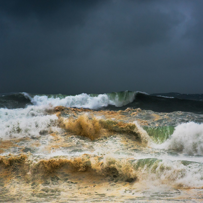 I Photographed Dramatic Seascape Photos Of The Raging Ocean