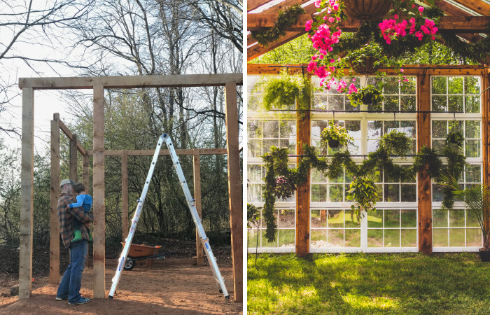 This Diy Greenhouse Is Amazing, And The Story Behind It Is Even More Incredible