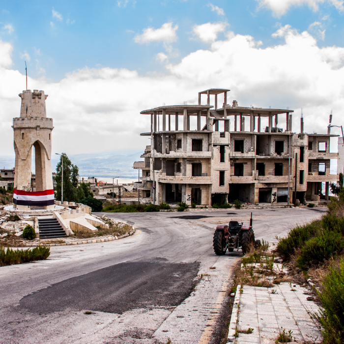 I Visited Syria As A Tourist Last Month