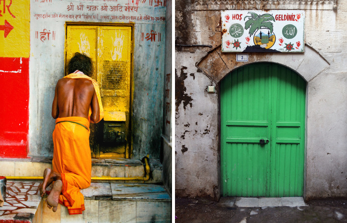 I Collected Stories Of Doors During My 10 Years Of Travels Around The World