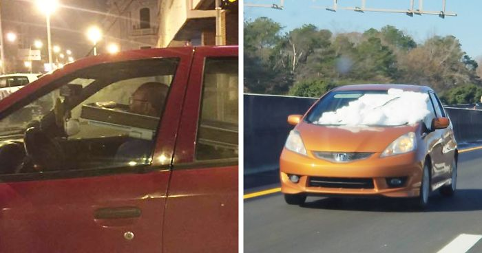 25+ Dumb Drivers Who Should Not Be Allowed On The Road