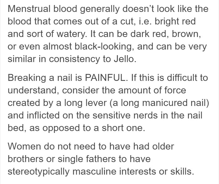 Women On Tumblr Point Out The Most Common Mistakes In Female Characters Created By Male Writers