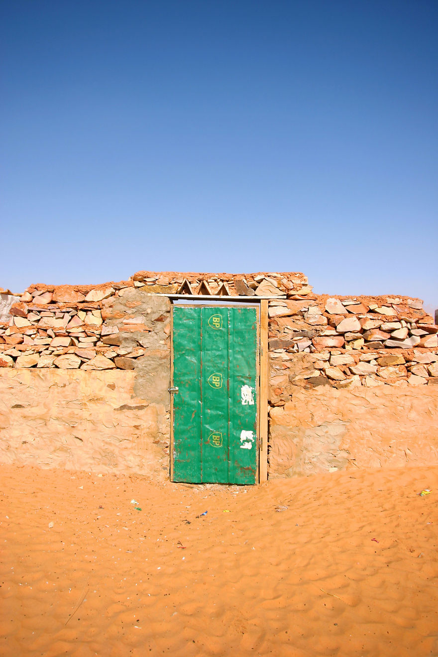 Chinguetti Is One Of The Historic Cities Of The Desert In Mauritania