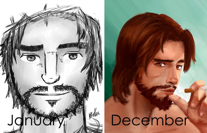 One Year Improvement