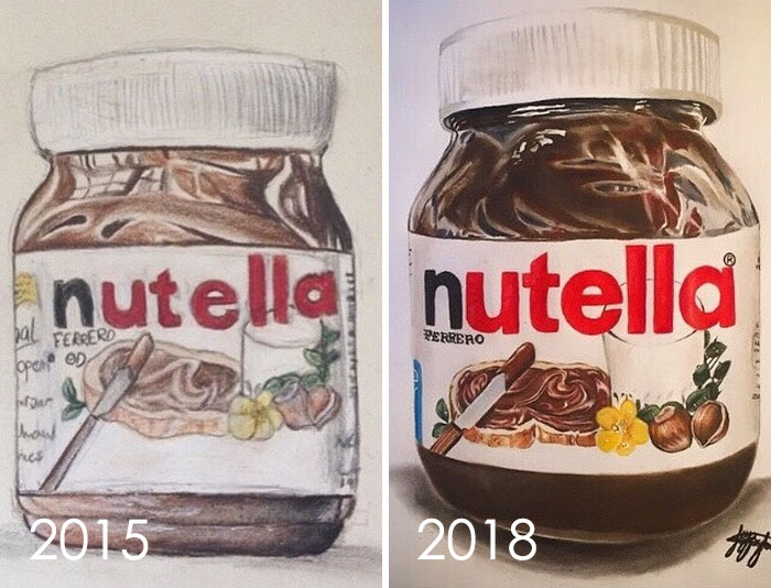 Improved Nutella
