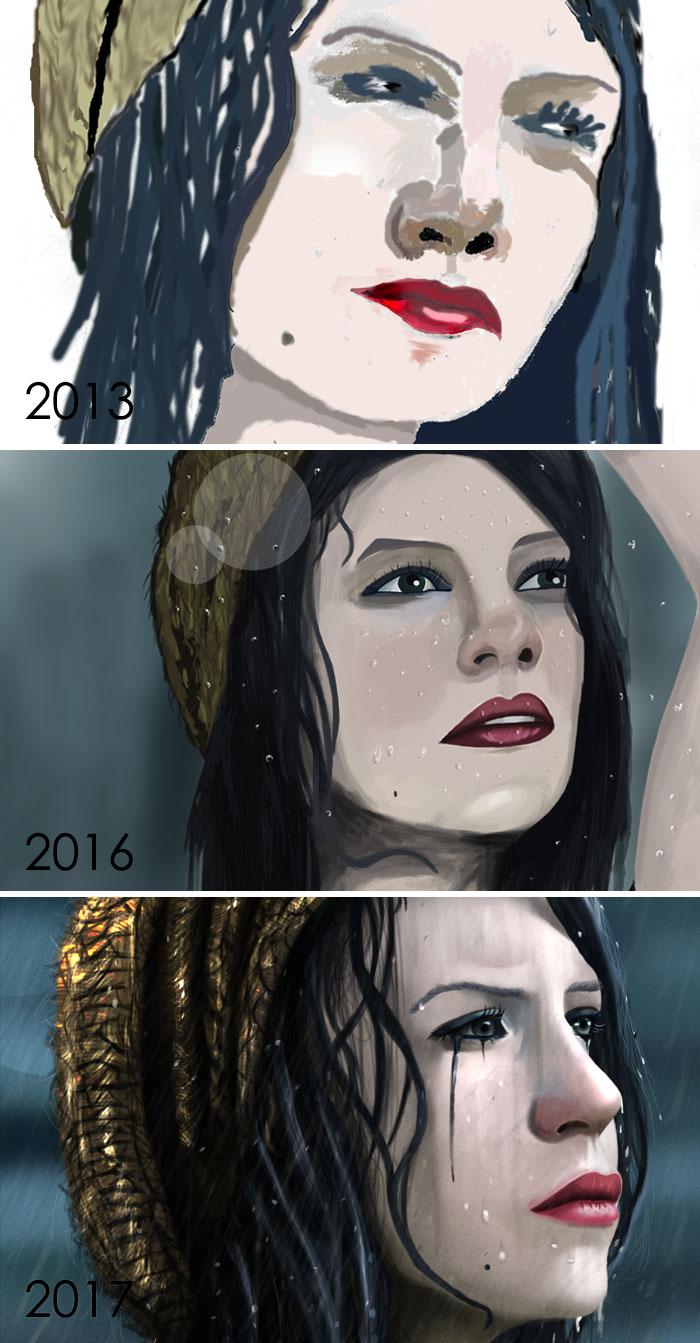 Progression, Digital