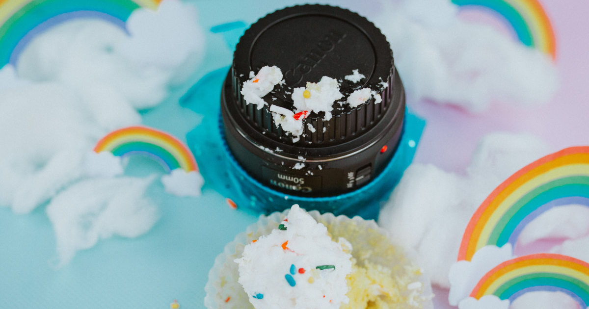 I Took Cake Smash Photos For My Lens's First Birthday And The Results Are Hilarious!