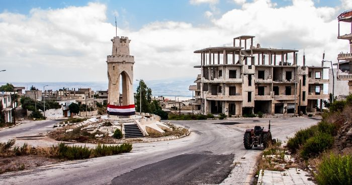 I Visited Syria As A Tourist Last Month Bored Panda