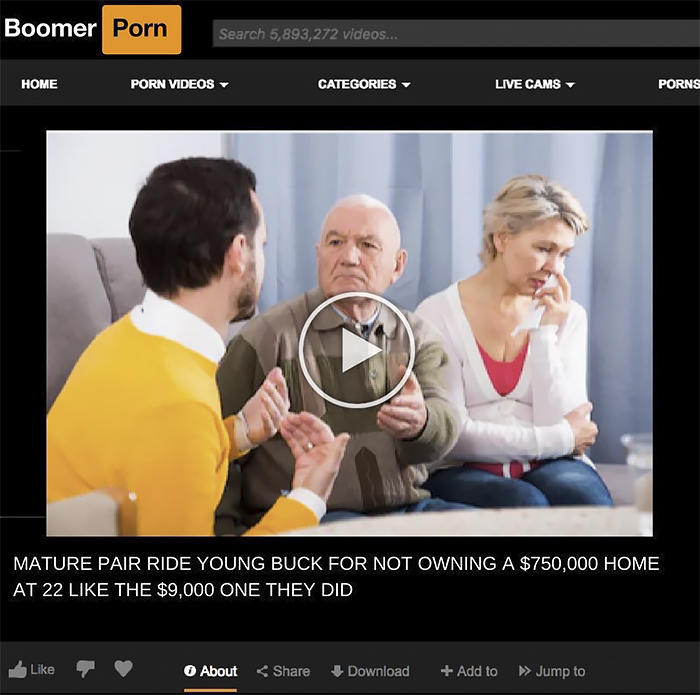 Image result for boomers meme