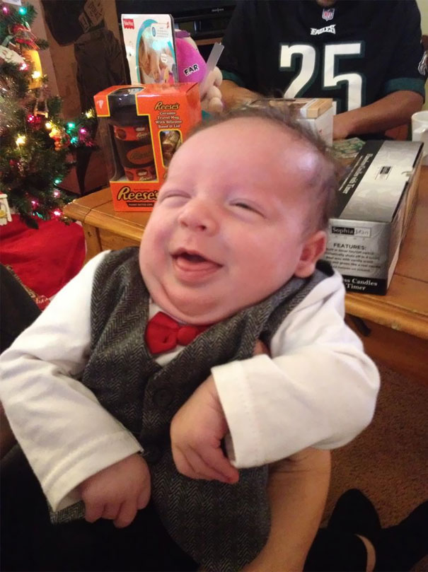 I've Been Using My Nephew As Reaction Pictures