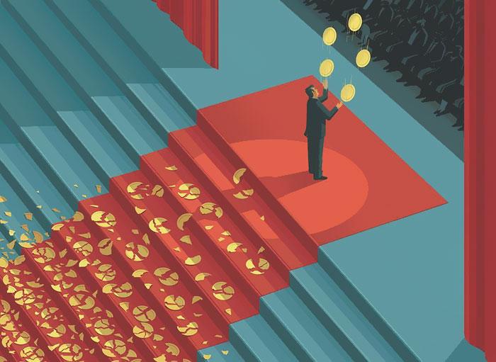 20+ Honestas ilustraciones que dan que pensar sobre nuestras vidas, por Stephan Schmitz