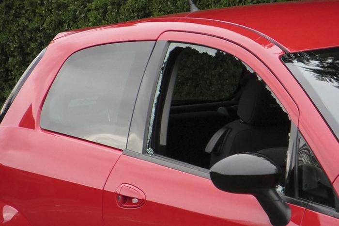 How To Break A Car Window