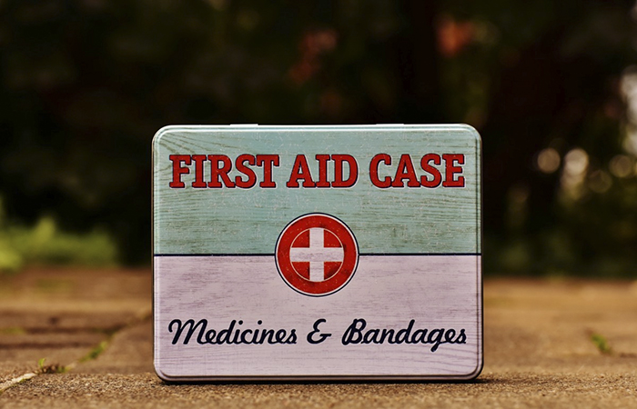 Always Carry A Basic First Aid Or Emergency Kit In Your Car