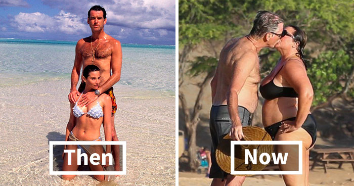 Pierce Brosnan And His Wife Celebrate 25th Anniversary, And Their Pics Throughout The Years Are Relationship Goals