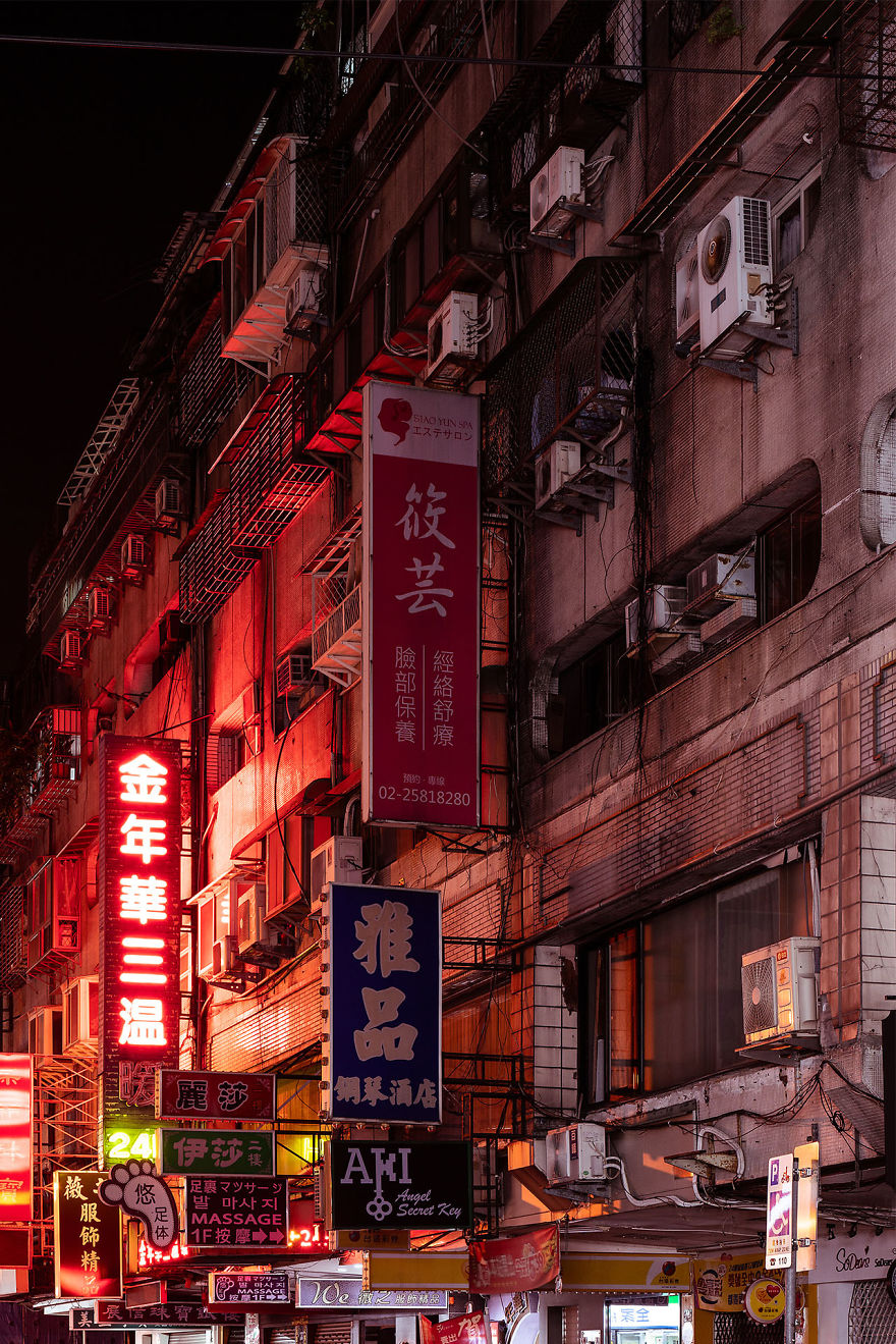 Taipei After Midnight