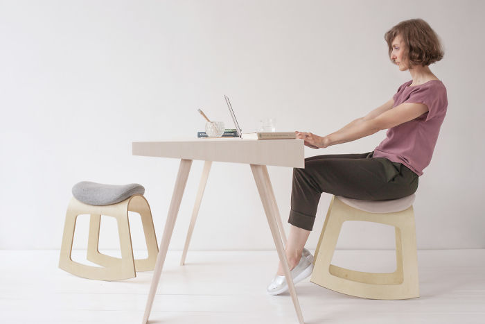 We Designed A Healthy Alternative To Regular Desk Chairs