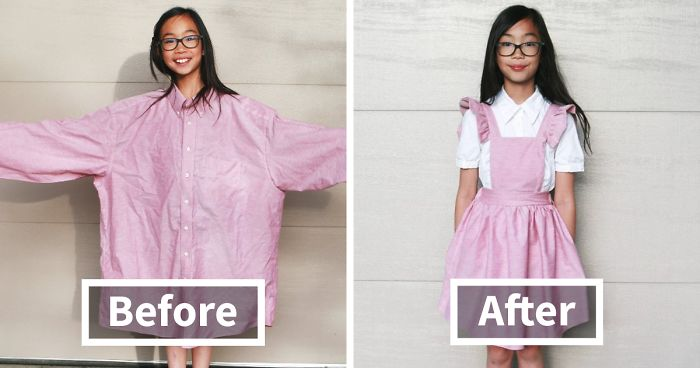 The Way This Mom Turns Old And Ugly Clothes Into ... - photo #27