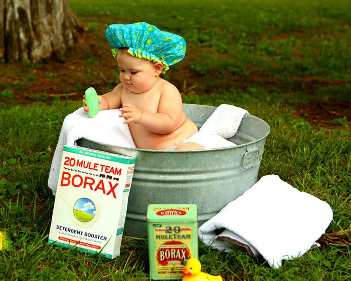 Don't Throw The Baby Out With The Bathwater