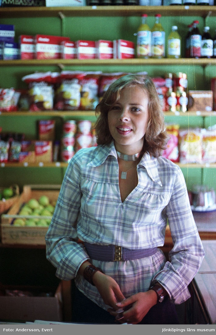 Huskvarna 70s Photos