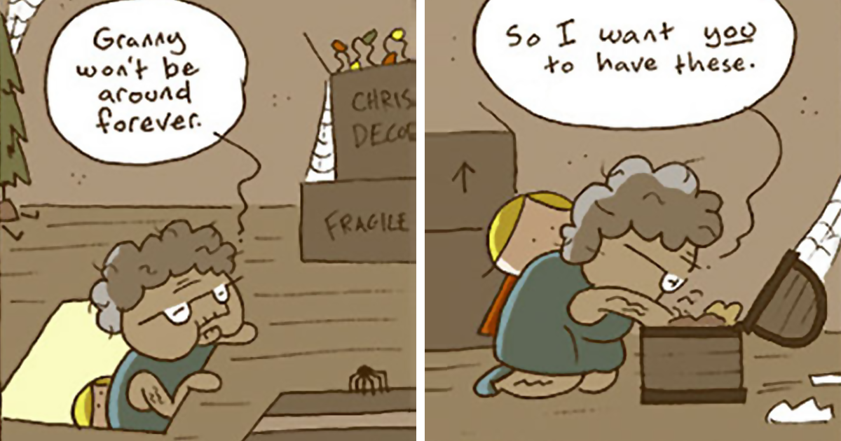 You'll Be Laughing Out Loud While Reading These 25+ Pie Comics