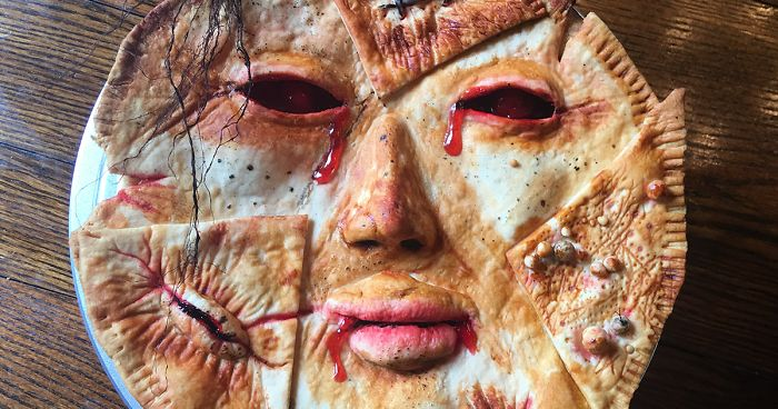 Confectioner Makes 27 Creepy Desserts And It Will Take Courage To Cut Into Them