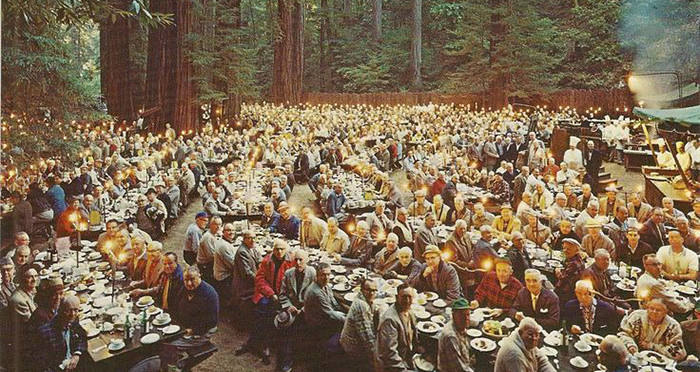 Bohemian Grove, Usa 19 of the most mysterious places on earth and some of them are terrifying 19 Of The Most Mysterious Places On Earth And Some Of Them Are Terrifying scary dangerous mysterious forbidden places world 32 5b6802ce4a429  700