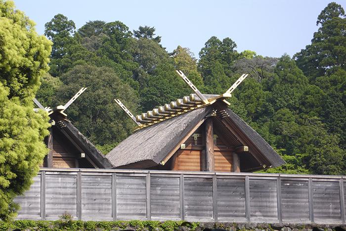 Grand Shrine Of Ise, Japan