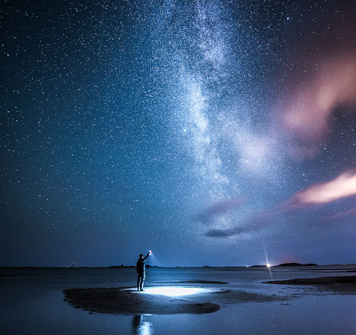 I Captured Stunning Pictures Of Milky Way In Finland's Most Desolate Landmarks