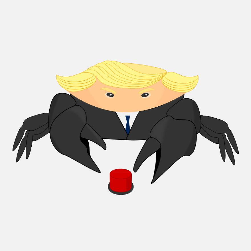 Crab Trump
