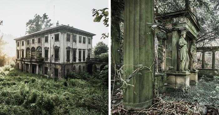 I Spent 6 Months Travelling Around Europe And The USA Exploring Some Of The Most Incredible Abandoned Locations